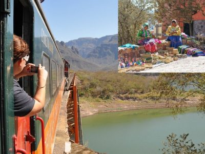 Copper Canyon by Train – multiday